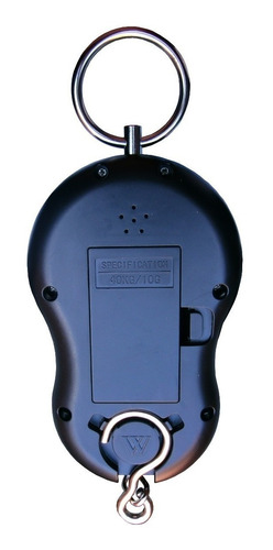 balanza bascula pesa dinamometro digital  50 kg maleta mano