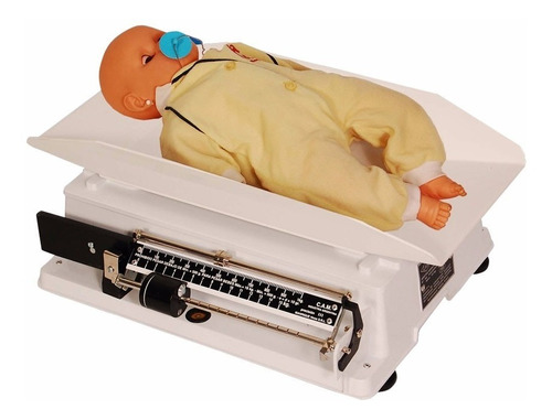 balanza cam mecánica p pesar bebes pediatrica profesional