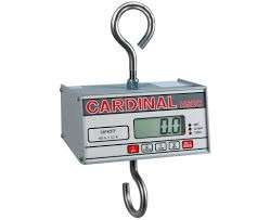 balanza cardinal hsdc 500