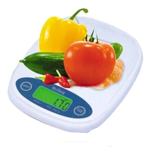 balanza cocina 7 kg de 1 g de division precio imbatible !!!