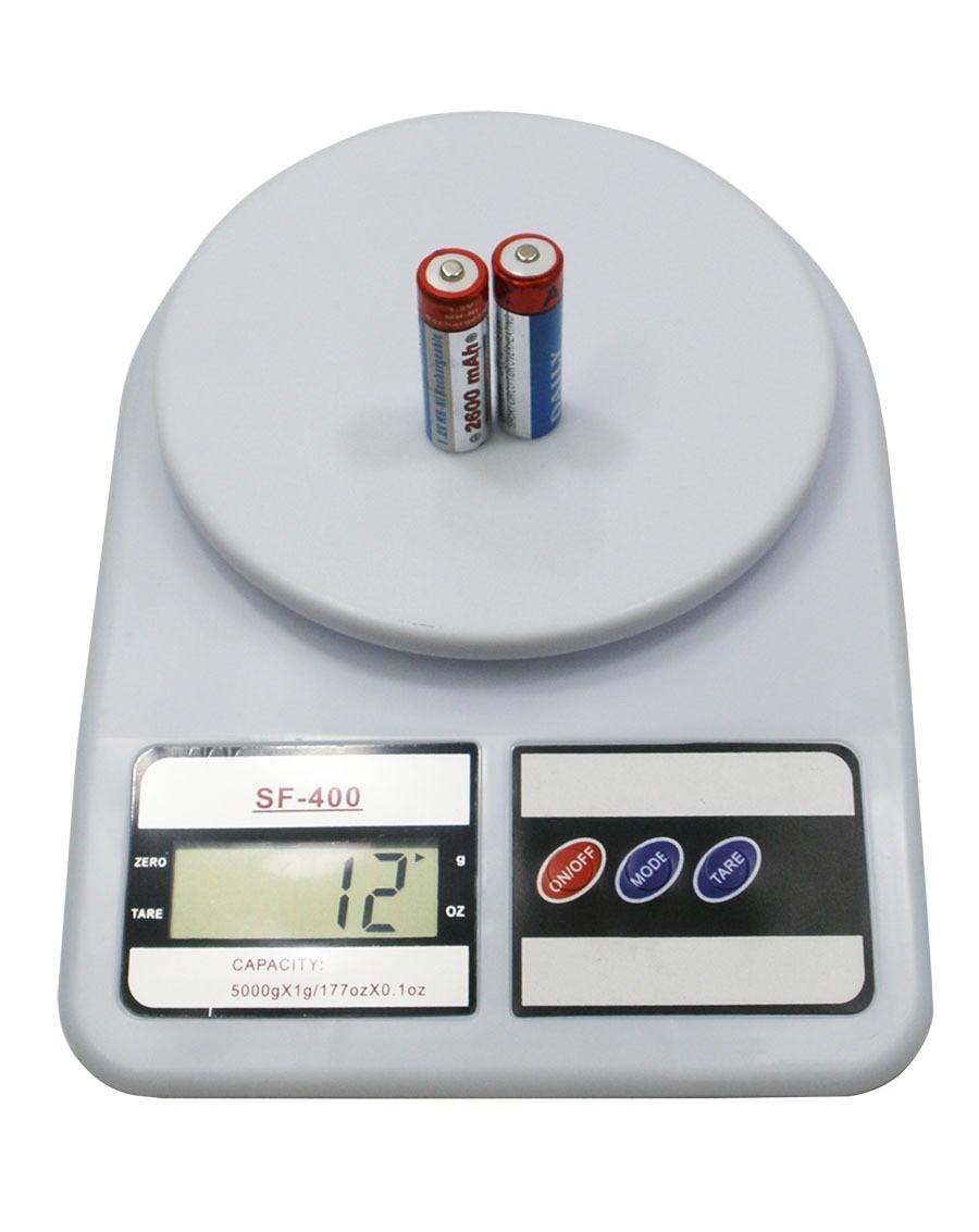 Balanza Cocina Digital Electronica 7k Sf-400-7k Envio Gratis - $ 461 ...