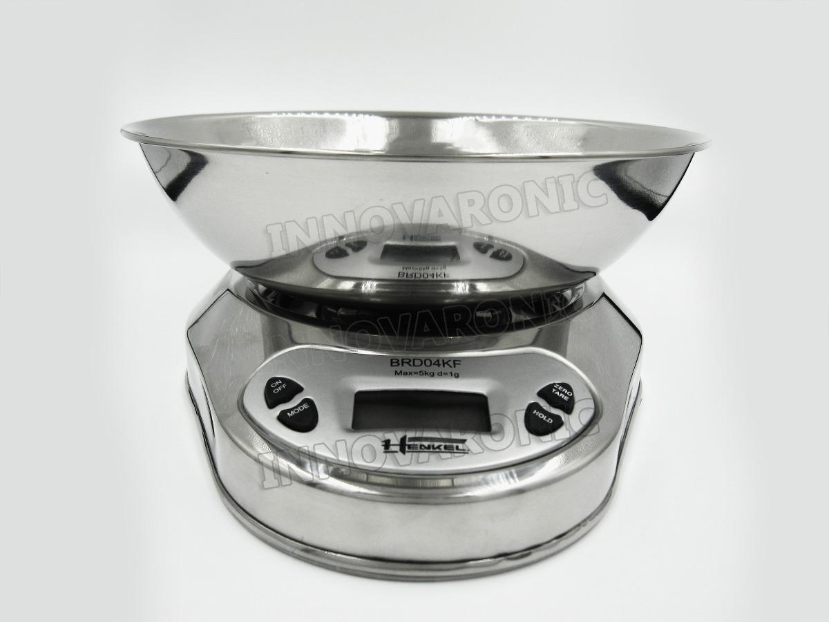 Balanza Cocina Electrónica Para Reposteria Acero 5kg - S/ 79,00 en ...
