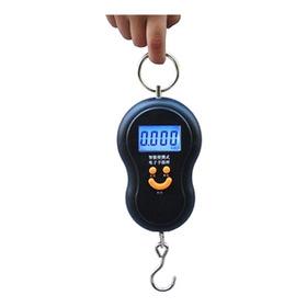 Balanza Colgante 50 Kilo Peso Digital Portatil  Con Pila Rpc