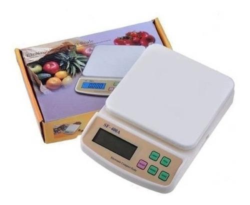 balanza contadora. romana. 7 kg. cuenta piezas. cocina.