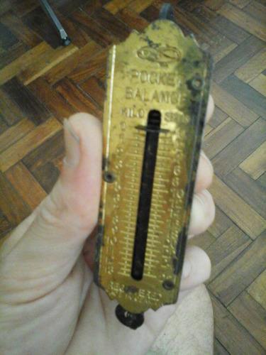 balanza de bolsillo made in germany