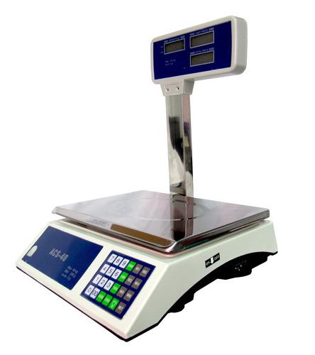 balanza de brazo liquidadora contadora 30 kilos  5 gramos
