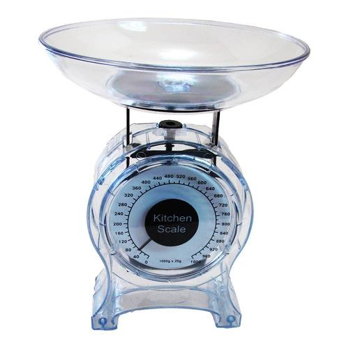 balanza de cocina cafini 1kg tipo reloj g p