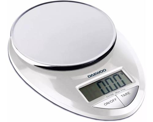balanza de cocina digital daewoo ks7250