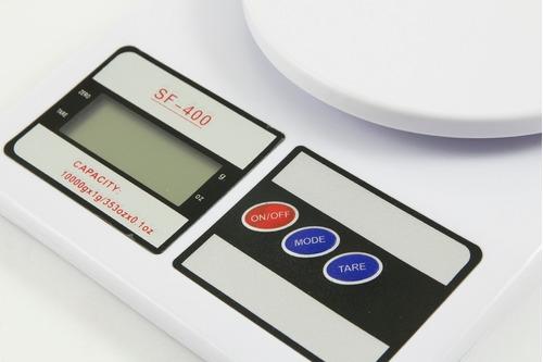 balanza de cocina digital impre$ionante