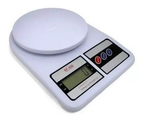 balanza de cocina digital kanji sf-400 10kg - aj hogar