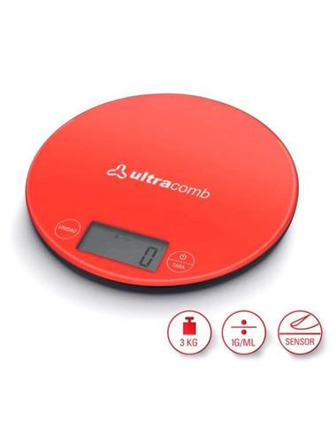 balanza de cocina ultracomb bl6001