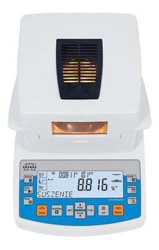 balanza de humedad radwag ma 50.r 50g/1mg