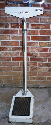 balanza de pie con tallímetro - leer descripción