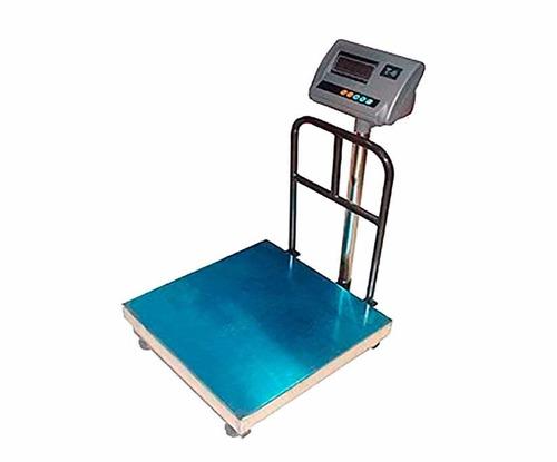 balanza de plataforma de 500 kg.  mod.fs905 incluido iva