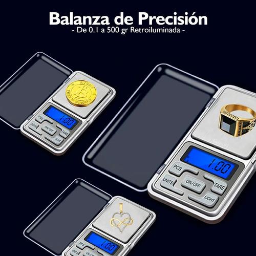 balanza de precision joyero de 0.1 a 500 gr envio gratis