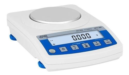 balanza de precisión  radwag  wtc200/0.001g.