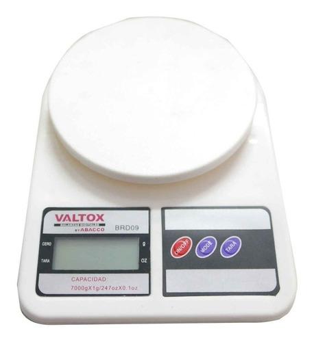 balanza digital 1 a 5 kg ideal para cocina resposteria