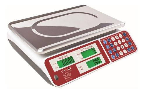 balanza digital camry 30 kg 66 lb ideal para negocios