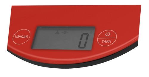 balanza digital cocina ultracomb bl6001 h/ 3 kilos