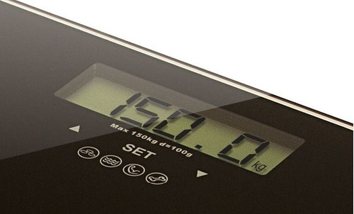 balanza digital de baño gama scf2000 peso grasa masa musc