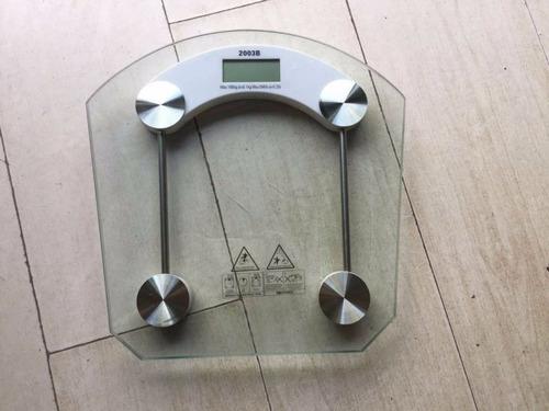 balanza digital de baño vidrio hasta 180 kg delivery! dekor