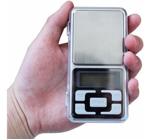 balanza digital de bolsillo gramera para joyeria 0,1g / 200g