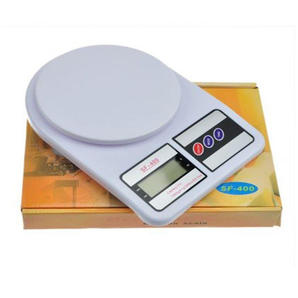 Balanza Digital De Cocina 1g A 10 Kg Sf-400 - $ 299,00 en Mercado Libre