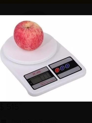 balanza digital de cocina 1gr a 10kg