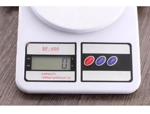balanza digital de cocina gramera nueva en caja