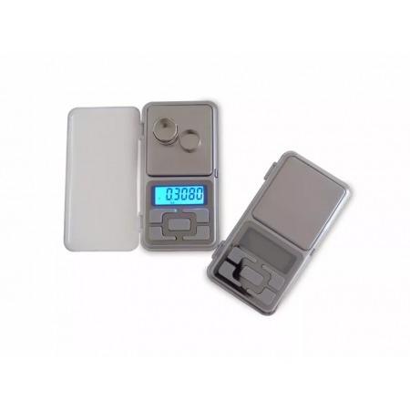 balanza digital de precisión de bolsillo 0.1 / 500 g