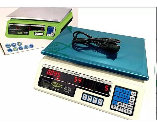 balanza digital electronica de 200g a 40kls nuevas de oferta