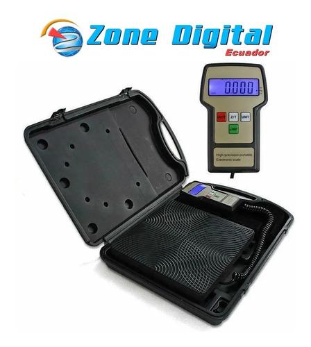 balanza digital electrónica para hvac refrigerante  100kg