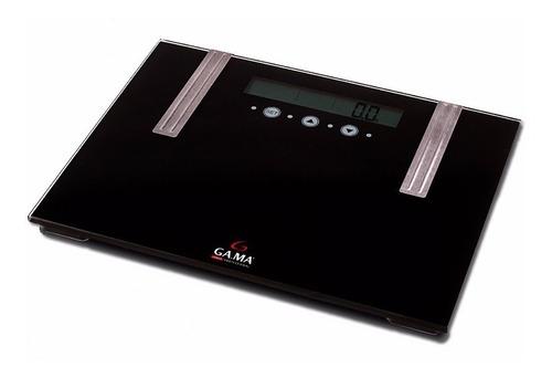 balanza digital gama - medidora de peso grasa agua - scf3000