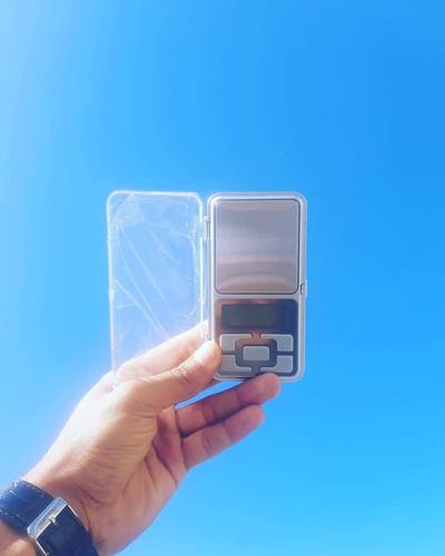 balanza digital gramera desde 0.1g hasta 200g