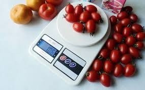 balanza digital gramera sf400 para negocio hogar de 0.1 a 7k