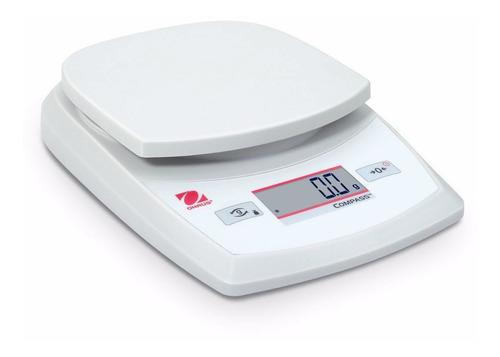 balanza digital ohaus cr221 laboratorio joyeria 220g 0,1g