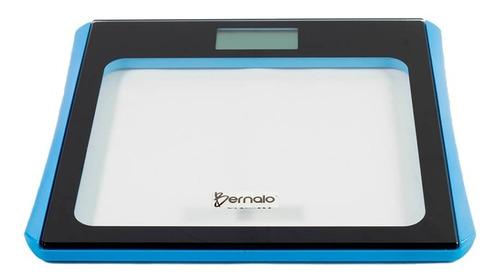 balanza digital para baño pesa persona vidrio templado 150kg