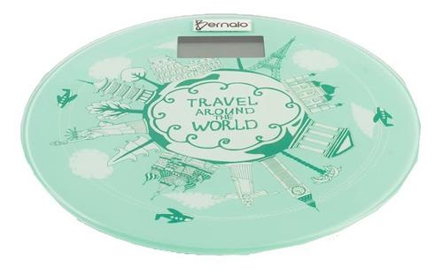 balanza digital personal ultra delgada 150kg indicador peso