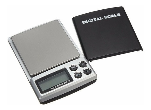 balanza digital pesa 2000 grs joyero, oro,cocina leer antes