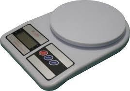 balanza digital, practica para medir tus alimentos