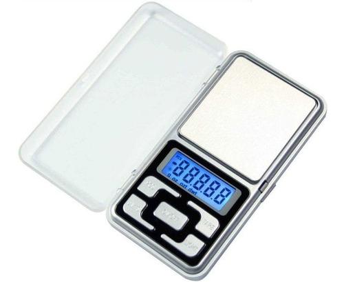 balanza digital precision de 0.1 a 500 gr