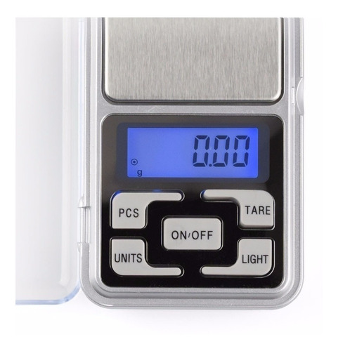 balanza digital precision de 0.1 a 500 gr peso oro farmacos
