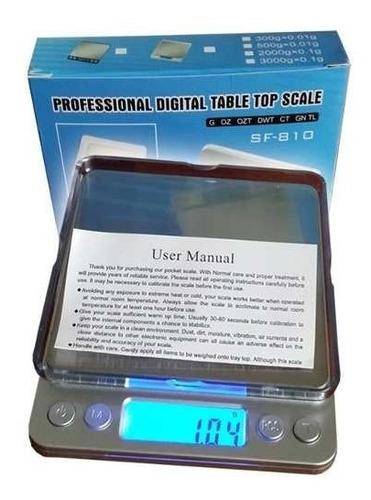 balanza digital table top scale