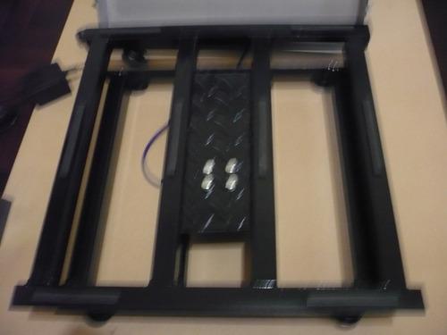 balanza electronica bep 150 kg plataforma de pesaje