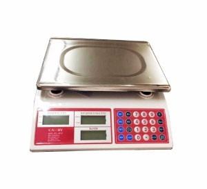 balanza electronica de 30 kilos marca camry incluido iva