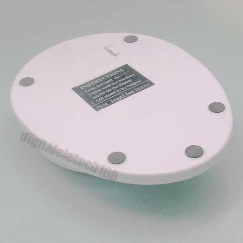 balanza electrónica digital de 1 a 5000 grs.
