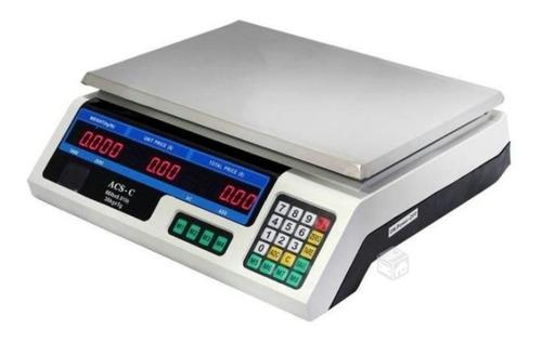 balanza electronica digital de 5g a 40kg potente profesional