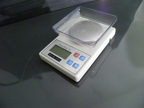 balanza electronica digital de precision 0.1 a 3000 grs