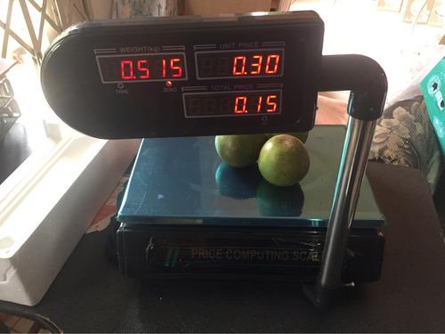 balanza electrónica ideal para su negocio