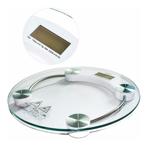 balanza electronica personal de baño encendido automatico
